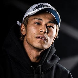 パルクールアカデミー講師TAISHI