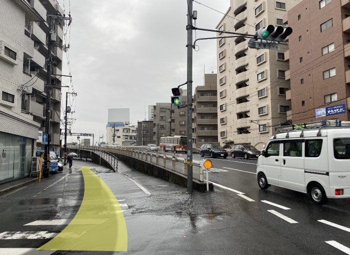 MISSION PARKOUR PARK HIROSHIMAバスアクセス2
