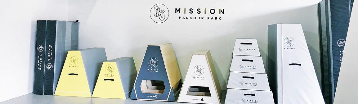 パルクールジムMISSION PARKOUR PARK HIROSHIMA