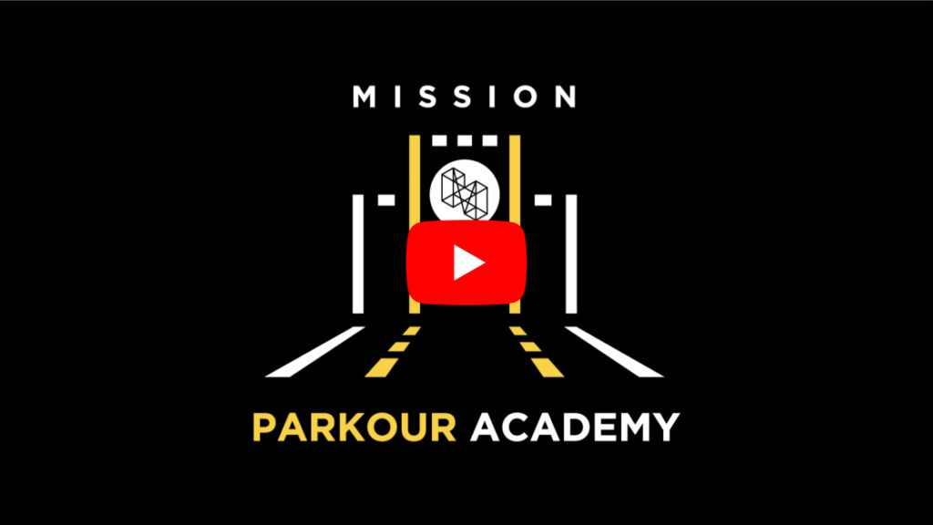 無料オンラインパルクールレッスンを始める前に - MISSION PARKOUR ACADEMY